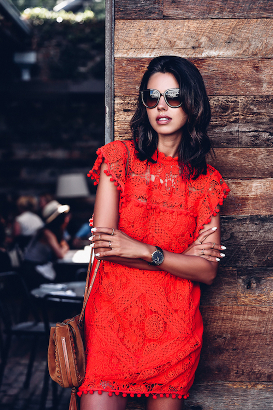 Le-Fashion-Blog-Cat-Eye-Sunglasses-Red-Dress-Leather-Bag-Via-Viva-Luxury