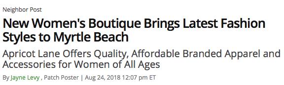 ALB Myrtle Beach Open